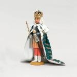 Friedrich August der Starke zur Könung