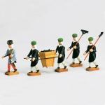 Köhlergruppe  - 5 Figuren