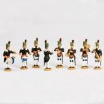 Historische Bergparade - Musiker