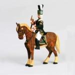 Berghauptmann zu Pferd