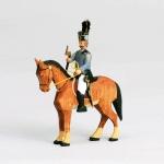 Hüttengeschworener zu Pferd