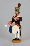 Musiker mit Großer Trommel