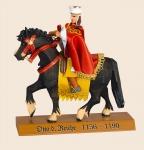 Herzog - Otto der Reiche zu Pferd