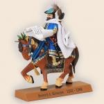 Heinrich der Erlauchte, Reiter aus dem Fürstenzug