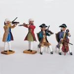 Kleines Kammerkonzert / 4 Musiker