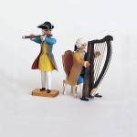 Duett - Harfe und Querflöte