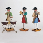 Pauken und Trompeten / 3 Musiker