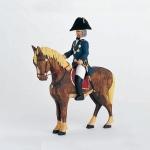 Innungsmeister zu Pferd