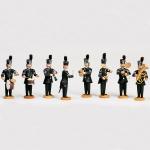Steinkohle-Musiker                                              8 Figuren