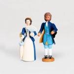Bürgerliches Paar
