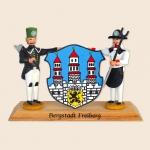 Stadtwappen von Freiberg
