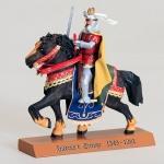 Friedrich der Strenge Reiter aus dem Fürstenzug