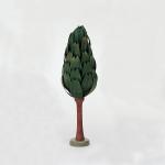 Laubbäume einzeln (18 cm)