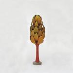 Laubbäume einzeln (17 cm)